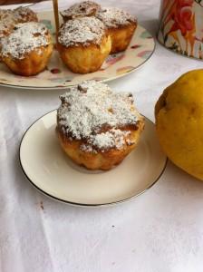 Tortini di ricotta al limone